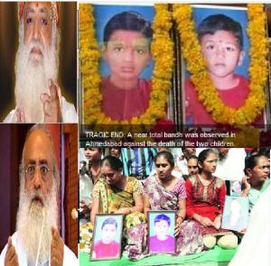 Asharam babu issue- Two boys killed