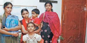 Pushpalatha, Ramya and Prema - police complaingt