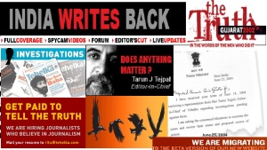 Congress Tehelka nexus after 2004 elections-paid to tell the truth