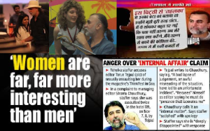 Women are far,far more interestimng than men-Tarun Tejpal-3