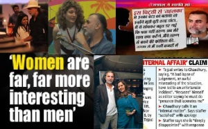 Women are far,far more interestimng than men-Tarun Tejpal-4