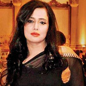 Meher Tarar the Paki-journalist or lover of Sasi