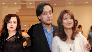Tarar-sasi-sunanda twitting break