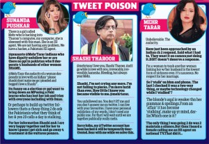 The twitter affairs breaking marriage sasi-tarar-sunanda