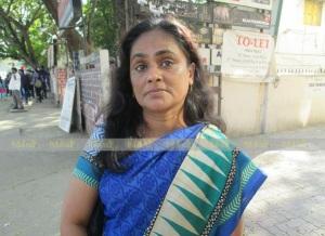 ஜேம்ஸ் வசந்தின் மனைவி சுகந்தி புகார் கொடுத்தார்