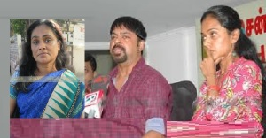 ஜேம்ஸ் வசந்தின் மனைவி ஹேமா-ஹேமலதா-சுகந்தி