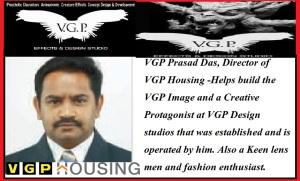 VGP studios VGP Prasad Das