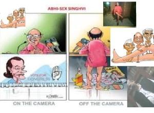 Abishek Singhvi Sex