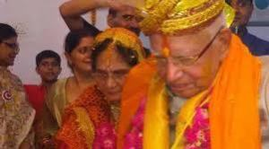ND Tiwari Ujwala.wedding