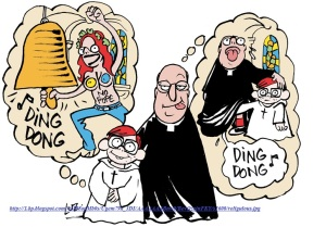 church sex pedophile etc caricature