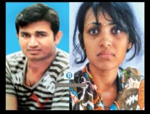 நடிகை கைது, நடிகர் கொலை வழக்கு தினகரன் போட்டோ