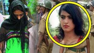 Shruti Chandralekha arrested in Bangalore
