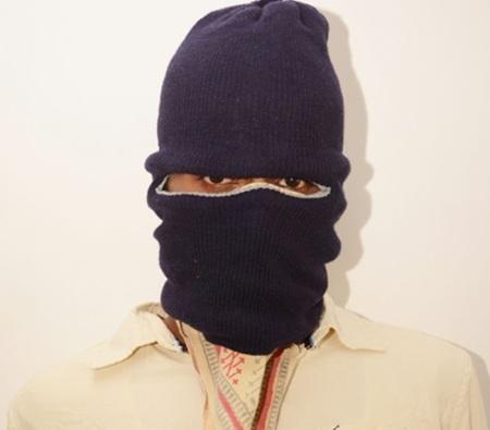 Addul Majid arrested - HYDERABAD, September 12, 2015- Indian express photo