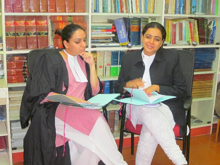 female lawyers