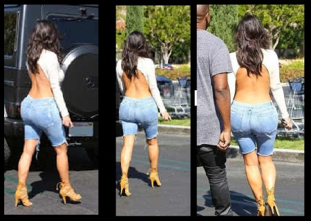 Kim Kardashian going to 5 star hotel for lunch