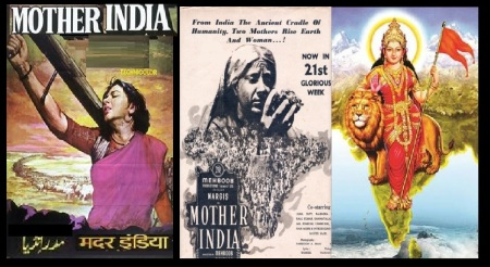 Mother India then and now