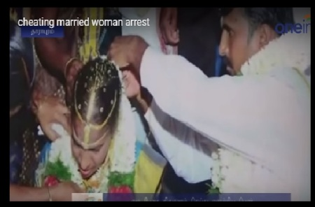 Selvakumar marrying Mariammal - Pavithra-seveth marriage