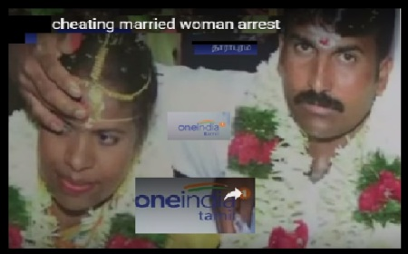 Selvakumar marrying Mariammal - Pavithra
