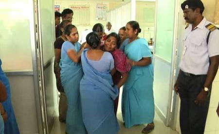 Vindupriya parents cry