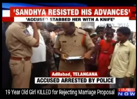 Mahesh killer AP of Sandhya- police
