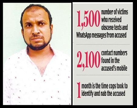 Mohammed Khalid arrested - cyber sex postings-06-07-2016