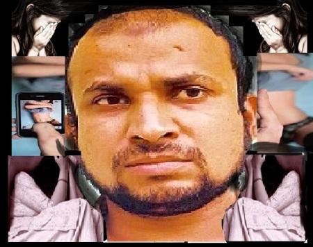 Mohammed Khalid - cyber sex postings-06-07-2016