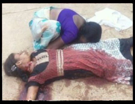 Sandhya murdered in front of many-mother crying