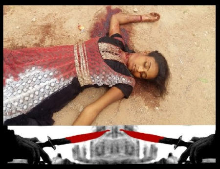 Sandhya murdered in front of many