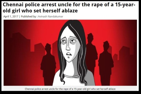 Man held for raping niece - India Today - 01-04-2017