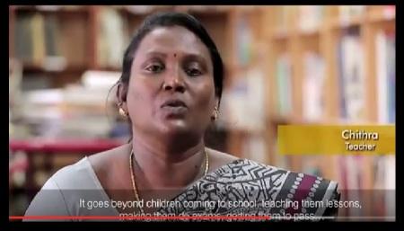 -Murugaswamy gor awarclaim worked hard-Chitra Devi