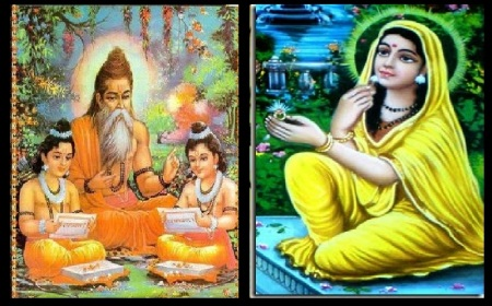Vedic women- illustrative purpose-3