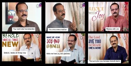 RBU Shyam Kumar, Pastor.TV evangelist