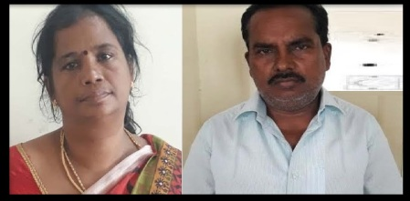 Baby sale arrested-Amudavalli and Ravichandran