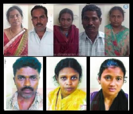 Dark or Amul baby baby sale in Tamilnadu-those arrested-2