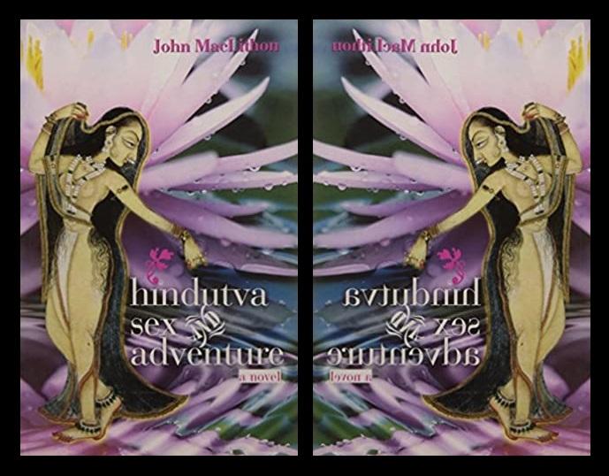 Hindutva, sex and adventure-novel